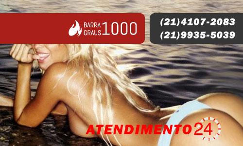 Barra 1000 Graus