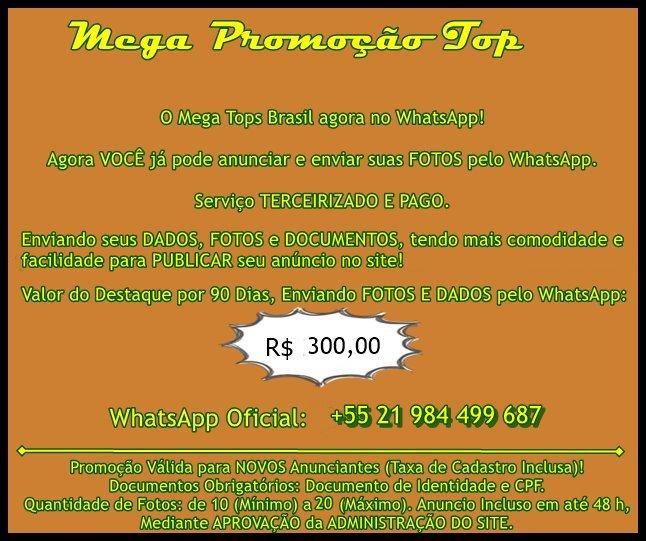 Promoção Whatsapp