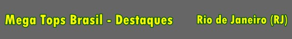 Destaques - Escort Girls Garotas de Programa no Rio de Janeiro (RJ)
