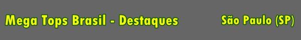 Destaques - Estado de S�o Paulo (SP)