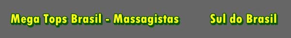 massagistas - Região Sul